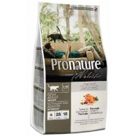 Pronature Holistic Adult Turkey&Cranberries, холистик корм для котов всех пород