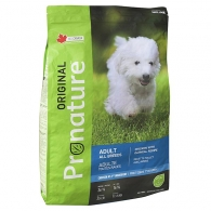Pronature Original Dog Chicken With Oatmeal, корм для собак