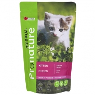 Pronature Original Kitten Chicken, корм для котят