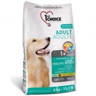1st Choice Adult Light Healthy Weight, корм для собак с избыточным весом
