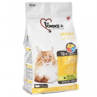 1st Choice Senior Mature Less Active, корм для пожилых или малоактивных котов