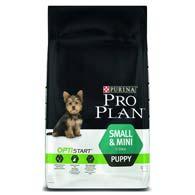 Pro Plan Puppy Small & Mini с курицей 700 г, корм для щенков малых пород