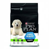 Pro Plan Puppy Large Robust с курицей 3 кг, корм для щенков больших пород