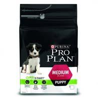Pro Plan Puppy Medium с курицей 12 кг, корм для щенков средних пород