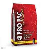 Pro Pac Ultimates Chicken & Brown Rice Formula, холистик корм для собак с курицей и рисом