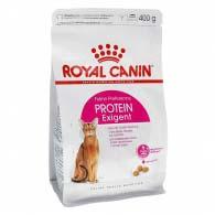 Фото упаковки корма Royal Canin EXIGENT PROTEIN 400 гр