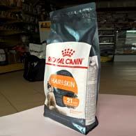 Фото упаковки корма для кошек Royal Canin HAIR & SKIN CARE, 2 кг