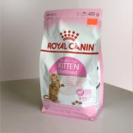 Упаковка корма Royal Canin KITTEN STERILISED, 400 г
