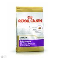 Корм для мальтийских болонок  Royal Canin Maltese Adult