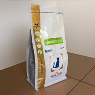 Royal Canin Urinary S/O 400 г, корм для кошек при лечении мочекаменной болезни