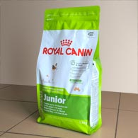 Пачка корма Royal Canin X-SMALL JUNIOR, 1,5 кг