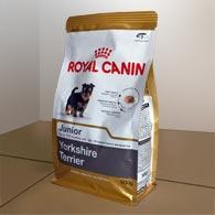 Royal Canin Yorkshire Terrier Junior, корм для щенков йоркширского терьера