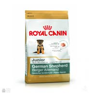 Royal Canin German Shepherd Junior, корм для щенков немецкой овчарки