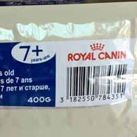 Страна-производитель корма Royal Canin INDOOR 7+