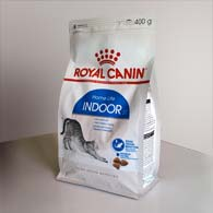 Упаковка корма Royal Canin Indoor, 400 г