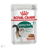 Royal Canin Instinctive +7 в соусе, консервы для котов старше 7 лет