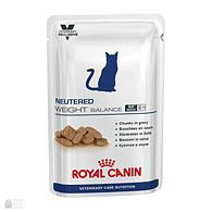 Royal Canin Neutered Weight Balance, влажный корм для кошек, склонных к полноте