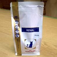 Фото упаковки корма Royal Canin RENAL для кошек, 500 г