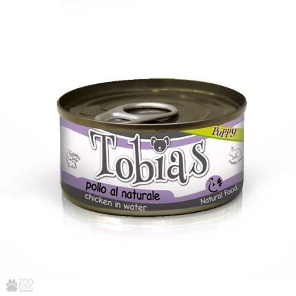 Консервы для щенков Tobias с курицей